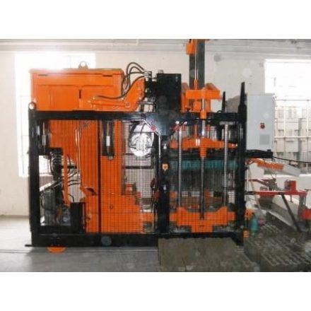 Floorlayer STI 1200H betonelem gyártó gép