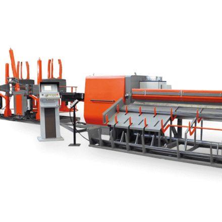 Schnell betonacél egyengető gép Reta 13