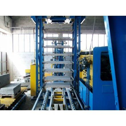 MASA R9001V betonelem gyártó gép