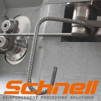Schnell betonacél megmunkáló gépek
