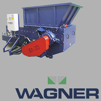 Wagner hulladékfeldolgozó gépek